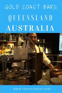 Gold Coast bars - Fix Hilton Surfers Paradise video. If you're looking for something fun to do on the Gold Coast, you might want to put a Mixology Class at Fix Bar, Hilton Surfers Paradise, Queensland on your list.
