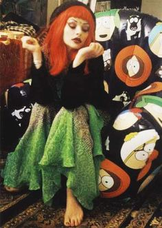 upside down moon Nina Hagen, Fashion Mode, Punk Fashion, Mode Bizarre, Audrey Kitching, Punk Baby, Club Kids, Punk Goth, Psychobilly