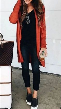 50 Fall Outfit Ideas To Get Inspire By 50 fall outfit ideas to get inspired by t… 50 Herbst-Outfit-Ideen zum Inspirieren Klicken Sie hier, um [. Fashion Mode, Look Fashion, Winter Fashion, Womens Fashion, Fashion Trends, Fashion Styles, Fashion Fashion, Latest Fashion, Fashion Ideas