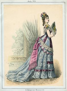 1875- live the skirt, not so much the bodice.