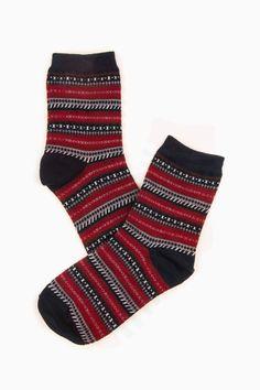 Tiege Socks / ShopSosie #shopsosie #sosie