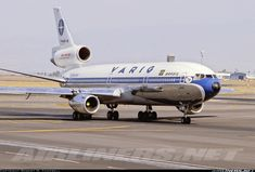 McDonnell Douglas DC-10-30 - Varig   Aviation Photo #1588613   Airliners.net