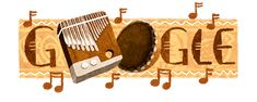 Today's interactive Doodle celebrates Zimbabwe's national instrument, the mbira, as Zimbabwe's Culture Week begins. Try your own hand at this instrument that. Sound Design, Game Design, Nathan Miller, Home Studio Music, Cultural Identity, Google Doodles, Hyena, Recherche Google, Sewing Crafts