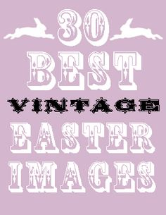 Easter Craft Ideas- Free Easter Graphics - Get Your Craft On