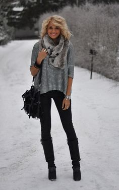 140+ Top Stylish Winter Outfits for Women