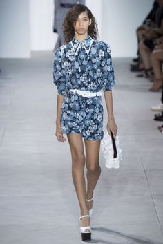 Michael Kors Collection Spring/Summer 2017 Ready-to-Wear Collection | British…