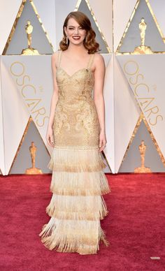 Oscars 2017 - Emma Stone de Givenchy Couture