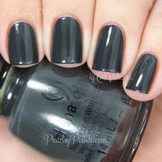China Glaze Out Like A Light | Holiday 2014 Twinkle Collection | Peachy Polish