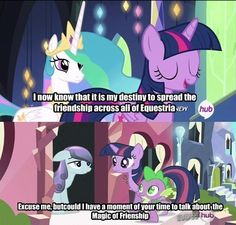 Have You Read The Book of Twilight Sparkle of Latter Day Princesses?