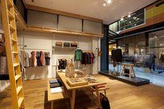 Incu store, Melbourne store design