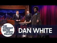 (17) Jimmy and Questlove Lose It Over Dan White's Insane Ball of Yarn Magic Trick - YouTube
