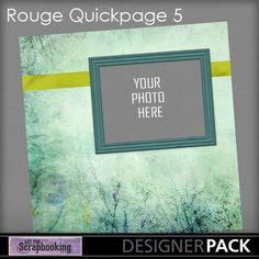 Rougeqp5  #ArtForScrapbooking.com #MyMemories.com #digital #scrapbooking #AFS_sharon