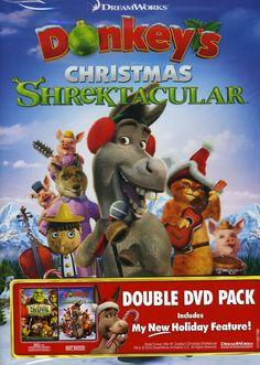 Le Noël Shrektaculaire de l'Âne (titre original : Donkey's Christmas Shrektacular) est un court-métrage d'animation américain réalisé par Walt Dohrn et Raman Hui en 2010. L'Âne à l'idée de présenter une comédie musicale à Fort Fort Lointain. Shrek, ses amis et sa famille interprètent une reprise rock de Jingle Bell...