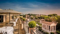 Best rooftop restaurants in Rome with a view   Circus Rome - Photo 3