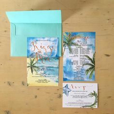 Super hot today here in Cebu! Few more days 'til I soak in salty water! Yeheeeyy! Here's an invite suite to all beach lovers out there!      #watercolorinvite #weddinginviteph #wedding #weddingsph #watercolorph #calligraphy #calligraphyph #cebucalligraphy #calligrapher #flourishforum #handwritten #handdrawn #artinvite #art #rsvp #brushcalligraphy #love #passion #firstofaprildesigns #firstofaprilinvites #FOAinvites #firstofapril
