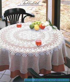 noviembre | 2012 | Mi Rincon de Crochet