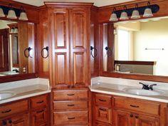 Master Bath   double corner vanity  do not like the counter top sink combocorner double sink vanity   Corner Vanity Double Vessel Sinks  . Double Sink Corner Vanity. Home Design Ideas