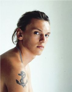 Jamie Campbell Bower...