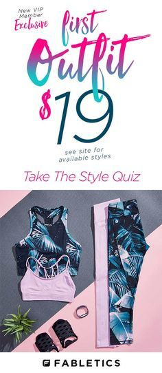 Take Our Quick 60 Second Style Quiz to Get Your First Outfit for $19!