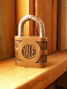 Your place to buy and sell all things handmade Vintage Keys, Etsy Vintage, Yale Locks, Old Keys, Padlocks, Key Lock, Newlywed Gifts, Displaying Collections, Art Object