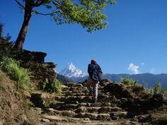 Nepal - Namaste! - Nepal: 1x hin & retour - 1x rauf & runter - Reisetagebuch 2