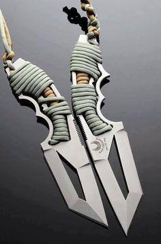 (Weaponry inspiration)