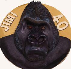 gorilla cake happyhills cakes