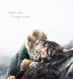 🌑 Fandom: Hobbit (In Anime form) Characters: Thorin, Bilbo Legolas And Thranduil, Fili And Kili, Aragorn, Bilbo Baggins, Thorin Oakenshield, Lotr, Cartoon Movie Characters, O Hobbit, Hobbit Art