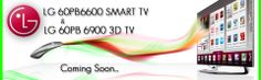 The new LG 60PB6600 and LG 60PB6900 Plasma TV are coming soon to you so you can get access to the latest entertainment and enjoy the 60 inch smart TV screen for a complete new experience. You can watch all entertainment you want like Netflix, Hulu Plus, and YouTube. This Smart TV is your entertainment powerhouse. http://www.electronicwhiteboardswarehouse.com/lg/lg-60pb6600-plasma-tv.html http://www.electronicwhiteboardswarehouse.com/lg/lg-60pb6900-plasma-tv.html