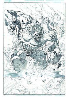 Hulk by ardian-syaf.deviantart.com on @deviantART