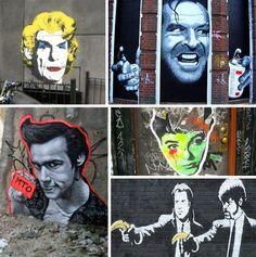+ info 7th ART GALLERY http://www.streetartcinema.com/#!7th-art/cfci   #streetartcinema #streetart #cinema #MTO #Banksy #MrBrainwash