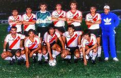 CARP - Equipo Campeón Libertadores 1986.
