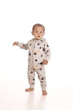 Great for the autumn: Filemon Kid, Dots Onesie