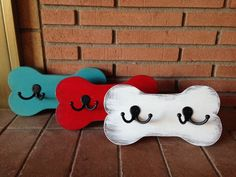 Dog bone leash holder, wood leash holder, pet lovers gift, pet storage, kennel decor Thinking about selling? LystHouse is the simple way to buy or sell your home. Visit  http://www.LystHouse.com to maximize your ROI on your home sale.