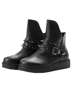Chunky  Boots  $173.00
