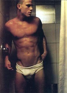 "channing tatum wants to play christian grey.. i say ""YES PLEASE""."