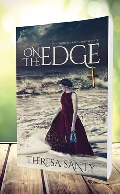 theresasanty | About the book: On The Edge