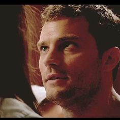 OMG!!! That look  #jamiedornan #50shadesdarker #christiangrey