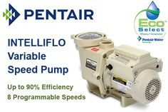 The Benefits of a Variable Speed Pool Pump - Pentair
