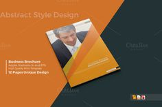 Business Brochure  by Cristal Pioneer on @creativemarket