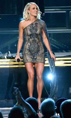 Carrie Underwood in Elie Madi