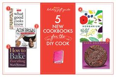 5 New Cookbooks for the Smartest Cook in Your Life — The Kitchn Holiday Gift Guide | The Kitchn