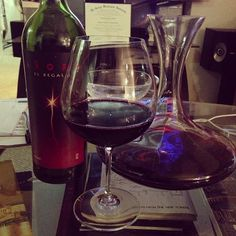 Amazing '06 Añoro El Eegalo Malbec & Catching up on #Dexter holding in there! #wine #sandy By Instagram user Chris Rotella