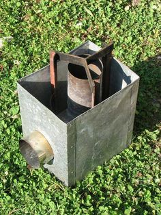 How to build a Simple Rocket Stove