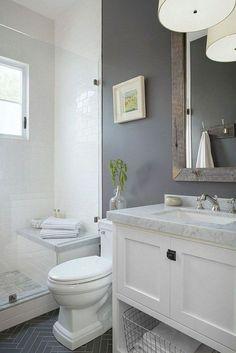 62 Cool Small Farmhouse Bathroom Remodel Design Ideas
