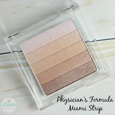 Physicians Formula Shimmer Strip in Miami Best Drugstore Products, Drugstore Makeup, Makeup Products, Beauty Products, Physicians Formula Shimmer Strips, Physicians Formula Makeup, Pretty Hurts, Green Eyeshadow, Diy Beauty