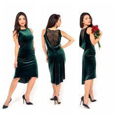 Tango argentino Torna abito drappeggiato in velluto  amp  pizzo Abiti Da  Sera db903df2289