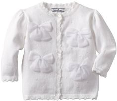 Hartstrings Infant Girls' Polka Dot Sweater | les bébés ...