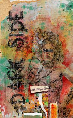 When my days seems dark Credits: My Creative Mind l Design by Tina
