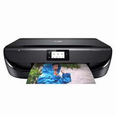 Hp Envy 5052 Wireless All-in-One Color Inkjet Printer Black